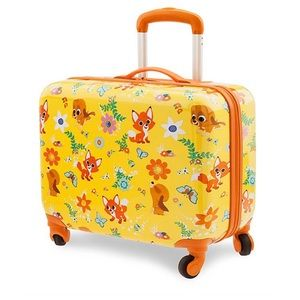 Fox and the Hound Rolling Luggage